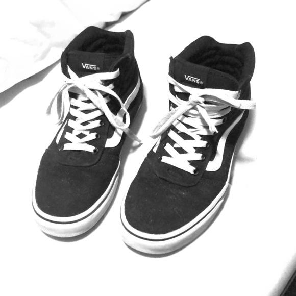 Vans Shoes | Vans Ward Hi Womens Skate